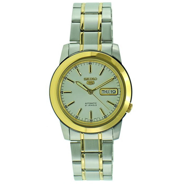 e53597123e2c Seiko 5 SNKE54 K1 Silver Dial Stainless Steel Men s Automatic Analog Watch  – xTrend