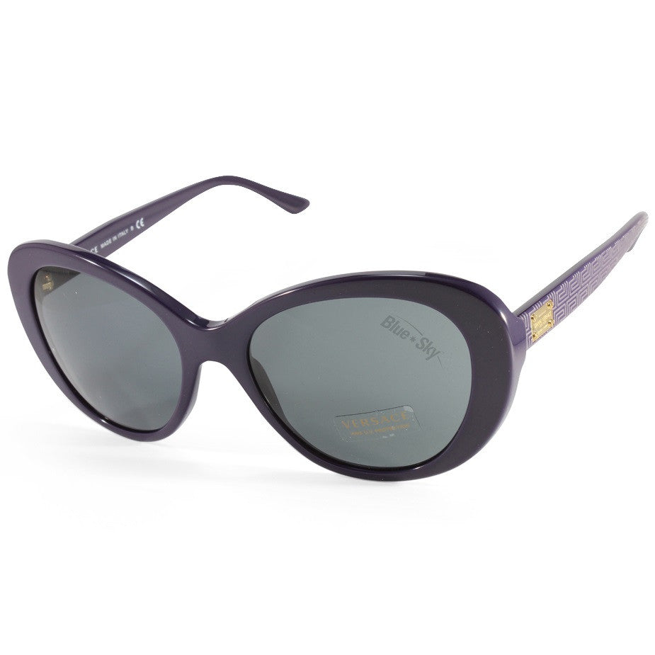 919e26166f1ce Versace. Versace VE4273 506487 Polished Violet Purple Gradient Women s  Sunglasses