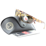 Ray-Ban RB4033 642/47 Brown Tortoise/Brown Polarised Unisex Sport Sunglasses