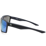 Dragon Tenzig Ion Matte Slate/Blue Ion Mirror Men's Sports Sunglasses