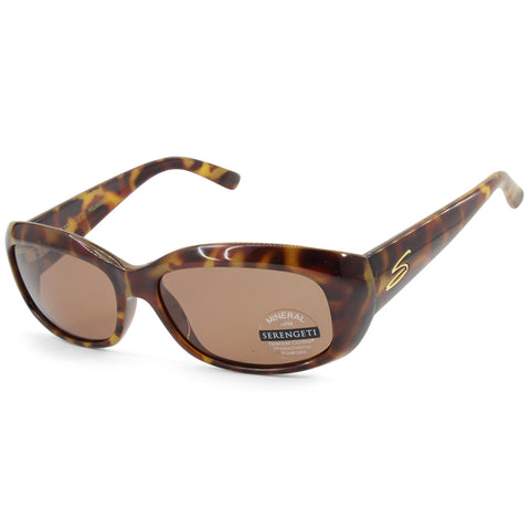 Serengeti Bianca 8424 Tortoise/Brown Polarised Drivers Women's Sunglasses