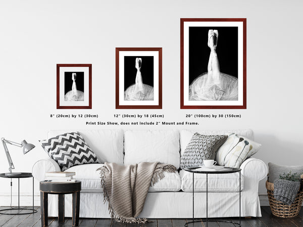 Pictures and Frame Sizes