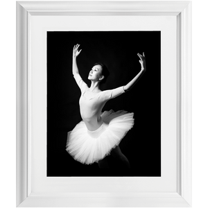 Ballerina 3 - Classic Framed Art Photo