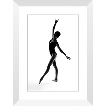 Load image into Gallery viewer, Contemporary Ballerina 5 - Contemporary Framed Art Photo