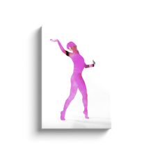 Load image into Gallery viewer, Dance Within A Dance | Contemporary Canvas On White