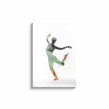 Load image into Gallery viewer, Dance Within A Dance | Contemporary Canvas On White 6