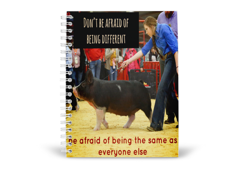 The Show Pig Record Keeping Book 2021