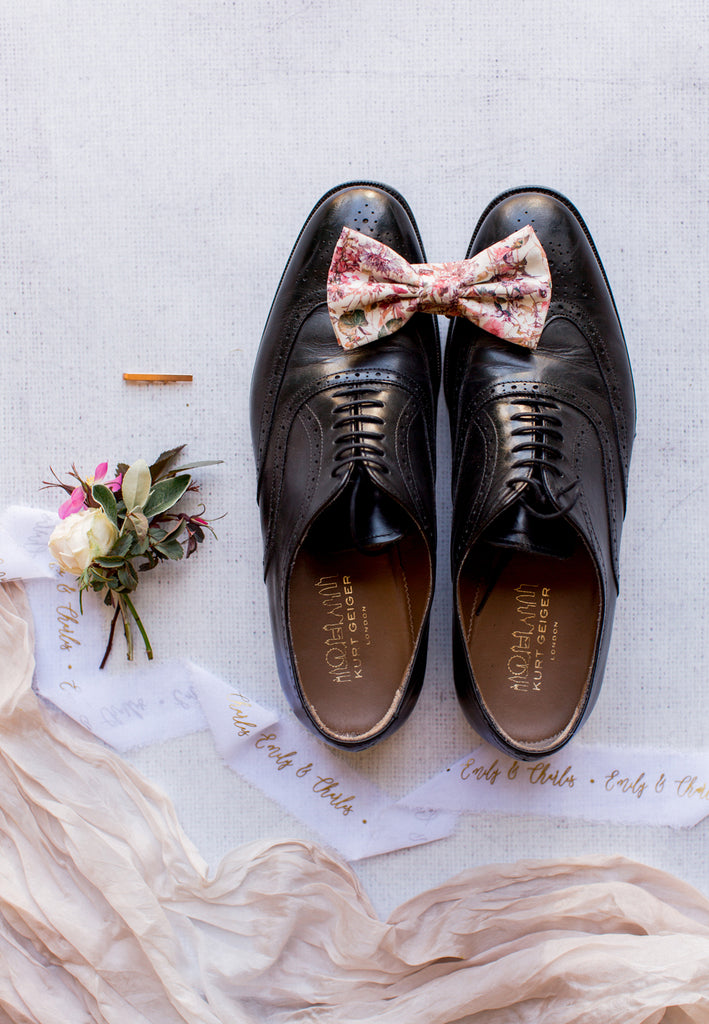 Men's wedding outfit