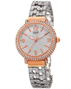burgi BUR140RG Brand New Quartz Watch with 0ctw crystal