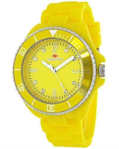 SEAPRO SP7417 Bubble Brand New Swiss Quartz Watch with 0ctw crystal