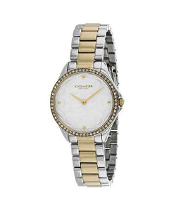 Coach Astor Brand New Quartz Watch with 0ctw crystal