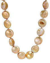 Load image into Gallery viewer, PEARL LUSTRE Brand New Necklace with 0ctw pearl 14K Yellow gold