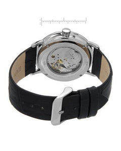 Adee Kaye AK9044-MBK Brand New Mechanical Watch
