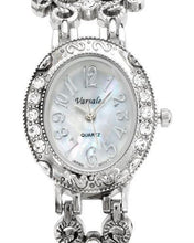 Load image into Gallery viewer, Varsales 4757-1 Brand New Quartz Watch with 0ctw crystal