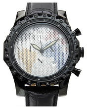 Load image into Gallery viewer, Techno Com WKKG Brand New Quartz date Watch with 0.15ctw diamond