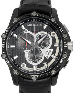 MILLAGE ML16873-B MILANO COLLECTION Brand New Quartz multifunction Watch