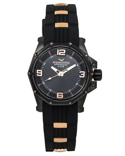 Aquaswiss 81M011 Vessel L Brand New Swiss Quartz Watch