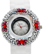 Load image into Gallery viewer, Varsales V4862-4 Brand New Quartz Watch with 0ctw crystal