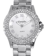 Load image into Gallery viewer, Varsales V5339-1 Brand New Japan Quartz Watch with 0ctw crystal