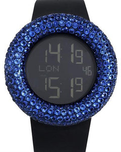 KC Brand New Digital Watch with 0ctw crystal