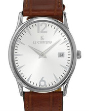 Load image into Gallery viewer, LC le Chateau LC-2672MSV Brand New Japan Quartz date Watch