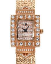 Load image into Gallery viewer, Adee Kaye AK24-LRG/C Brand New Japan Quartz Watch with 0ctw crystal