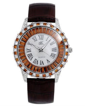 Load image into Gallery viewer, Adee Kaye ak9258-C Brand New Japan Quartz Watch with 0ctw crystal