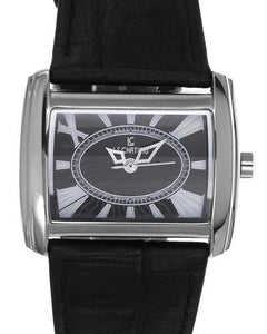 LC le Chateau LC-24006LBK Brand New Japan Quartz Watch