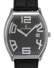 Load image into Gallery viewer, LC le Chateau LC-2671MBK Brand New Japan Quartz date Watch