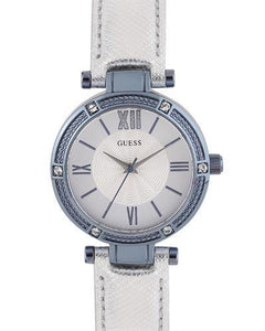 Guess W0838L3 Park Ave Brand New Quartz Watch with 0ctw crystal