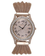 Load image into Gallery viewer, Adee Kaye AK9257-LRG Brand New Japan Quartz date Watch with 0ctw crystal