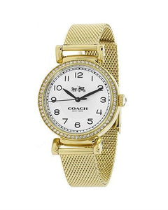 Coach Madison Brand New Quartz Watch with 0ctw crystal
