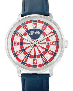 Jean Paul Gaultier 8504802 Cible Brand New Quartz date Watch