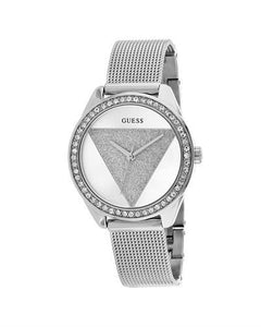 Guess Tri Glitz Brand New Quartz Watch with 0ctw crystal