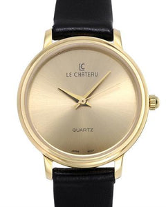 LC le Chateau LC-2011LGG Brand New Japan Quartz Watch