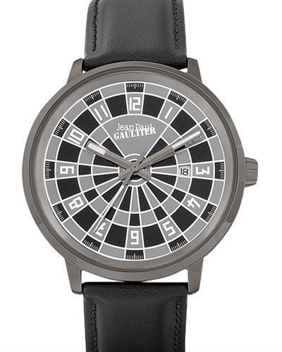 Jean Paul Gaultier 8504804 Cible Brand New Quartz date Watch