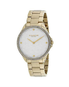 Coach Modern Sport Brand New Quartz Watch with 0ctw crystal