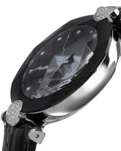Load image into Gallery viewer, Oniss ON8776-LBK PARIS Brand New Swiss Quartz Watch with 0ctw crystal