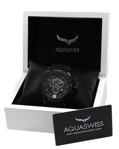 Aquaswiss 81XG002 Vessel XG Brand New Swiss Quartz day date Watch