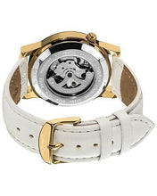 Load image into Gallery viewer, Akribos XXIV AK475WT Brand New Automatic Watch with 0ctw crystal