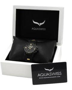 Aquaswiss 81M010 Vessel L Brand New Swiss Quartz Watch