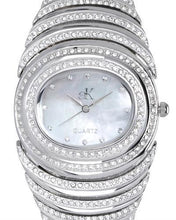 Load image into Gallery viewer, Adee Kaye ak21-L Brand New Japan Quartz Watch with 0ctw crystal