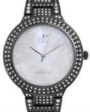 Load image into Gallery viewer, Adee Kaye ak9-23LIPGN Brand New Japan Quartz Watch with 0ctw crystal