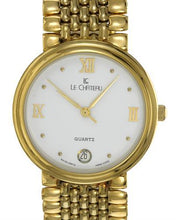 Load image into Gallery viewer, LC le Chateau LC-10L Brand New Quartz date Watch