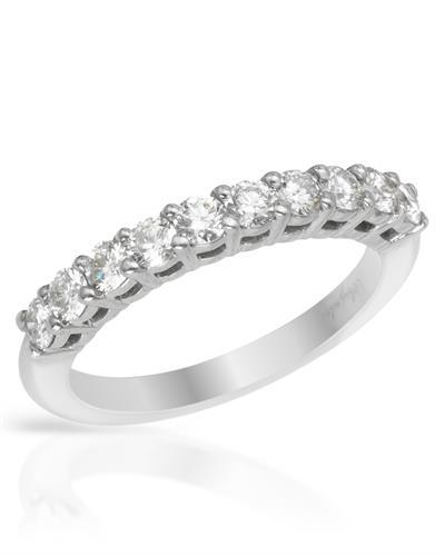 Brand New Ring with 0.6ctw diamond 950 Platinum platinum
