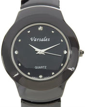 Load image into Gallery viewer, Varsales V3788-1 Brand New Quartz Watch with 0ctw crystal