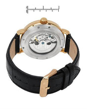 Load image into Gallery viewer, Adee Kaye ak7117-MRG/BK Brand New Automatic Watch