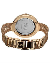 Load image into Gallery viewer, burgi BUR051RG Brand New Japan Quartz Watch with 0ctw crystal
