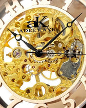 Load image into Gallery viewer, Adee Kaye AK2296-MRGBN Brand New Automatic (Self Winding) Watch