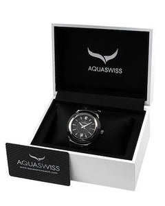 Aquaswiss 61M005 C91 M Brand New Swiss Quartz date Watch